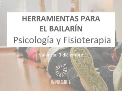 HERRAMIENTAS PARA EL BAILARÍN: Psicología y Fisioterapia