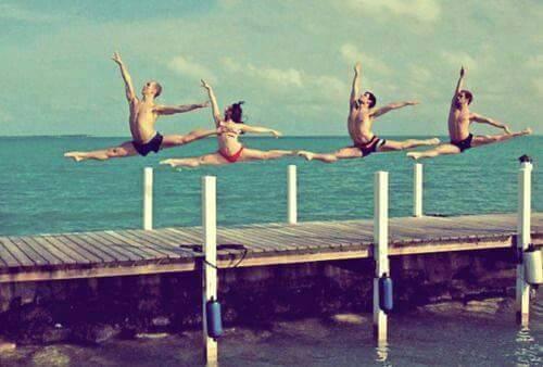 motivación impulsarte psicología actitud escénica Marta G.Garay músicos bailarines actores