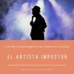 Marta G Garay Psicología Impulsarte Musicos Bailarines Actores Miedo Escénico síndrome impostor, artista impostor