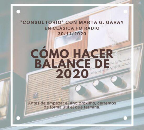 objetivos, balance, 2021, Marta G Garay Psicología Impulsarte Musicos Bailarines Actores Miedo Escénico